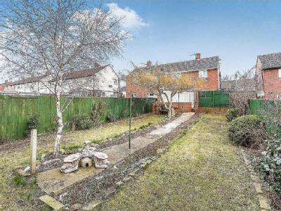 House for sale, Radcliffe Road