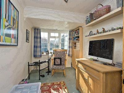House for sale, Four Wents - Garden