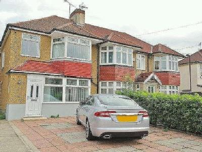 House for sale, Willow Road - Garden