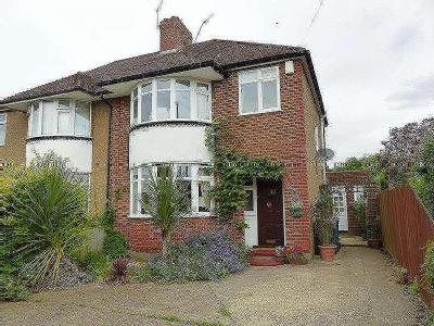 House for sale, Cressex Road - Garden