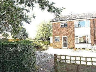 House for sale, Woodgate Way - Garden