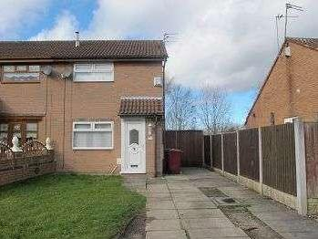 House for sale, Camdale Close - Patio
