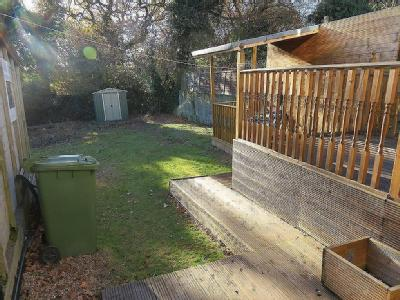 House for sale, Warland Road - Garden