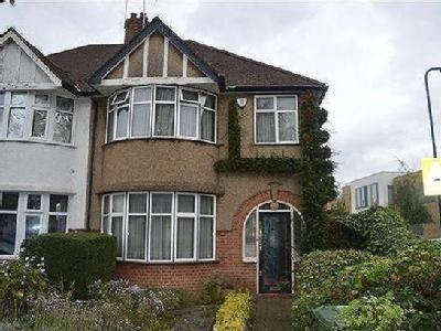 House for sale, Stag Lane - Garden