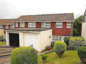 House for sale, Beverston Way - Patio