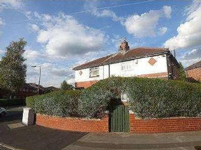 House for sale, Betley Road - Garden