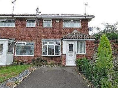 House for sale, Sywell Close - Garden