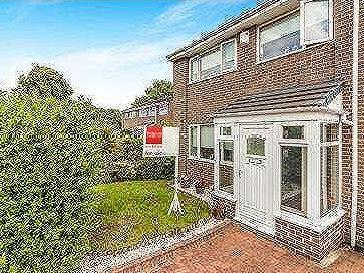 House for sale, Mitford Close - Patio