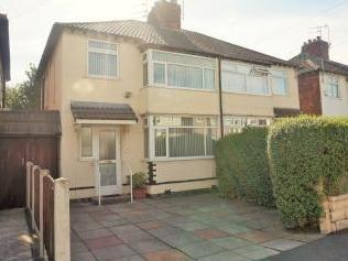 Howden Drive, Liverpool L36 - Garden