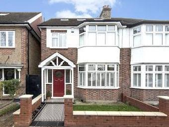 West Park Avenue, Kew, Richmond, Surrey Tw9