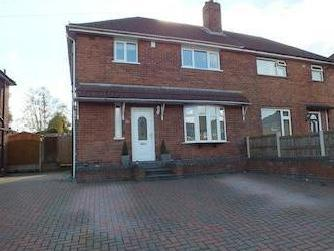 Everest Road, Kidsgrove, Stoke-on-trent St7