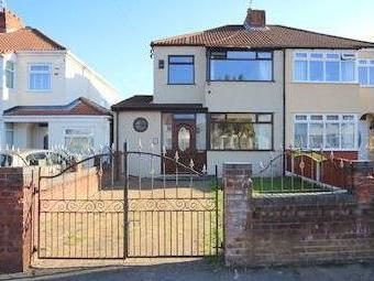 Campbell Drive, Swanside, Liverpool L14