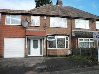 Lydford Road, Leicester Le4 - Garden