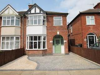 Stanfell Road, Knighton, Leicester Le2