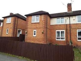 Winforde Crescent, Braunstone, Leicester, Leicestershire Le3