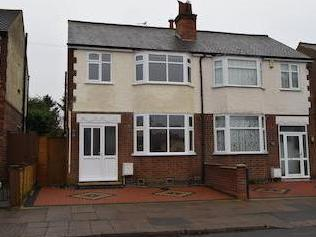 Fairfax Road, Rushey Mead, Leicester Le4