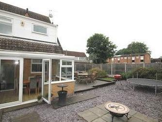 Beaumont Walk, Beaumont Leys, Leicester, Leicestershire Le4