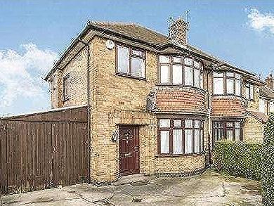 Windmill Avenue, Birstall, Leicester, Leicestershire, Le4