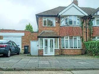 Wintersdale Road, Leicester Le5