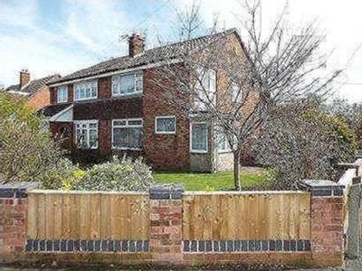 Monks Drive, Formby, Liverpool, Merseyside, L37