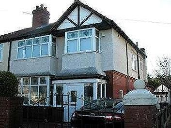 Manor Road, Crosby, L23 - Garden