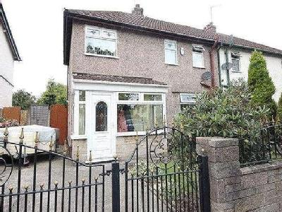 Burman Road, Liverpool, L19 - Garden