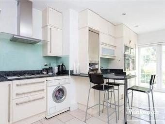 House to let, The Vale Nw11 - Garden