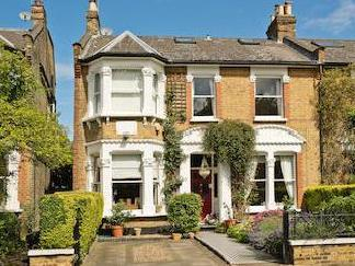 Kings Road Sw19 - Garden, Victorian