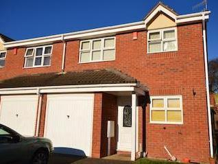 Althrop Grove, Longton, Stoke-on-trent St3