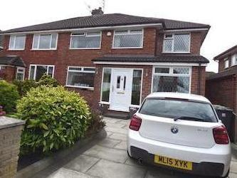 Penrith Crescent, Maghull, Liverpool L31