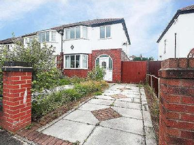 Woodford Gardens, Manchester, M20