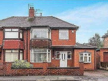Wigsby Avenue, Manchester, M40