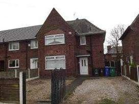 Nearbrook Road, Manchester, M22