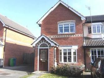 Starling Close, Manchester M22