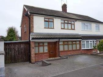 Lord Crewe Close, Newbold Verdon, Leicester Le9