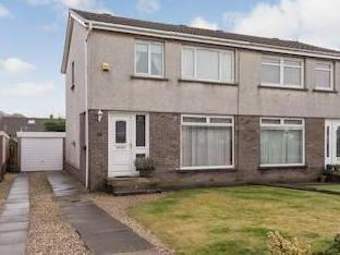 Kintyre Crescent, Newton Mearns G77