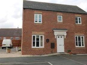 Spencroft Close, Norton Heights, Stoke-on-trent St6