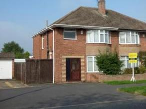 Brabazon Road, Oadby, Leicester, Leicestershire Le2