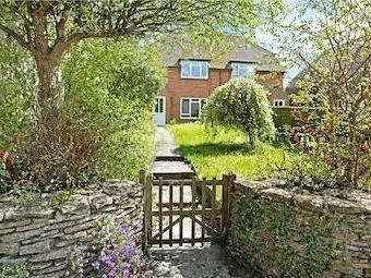 New Stock Cottages, Oare, Marlborough, Wiltshire Sn8