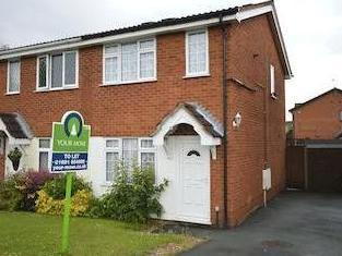 Aston Close, Oswestry Sy11 - Detached