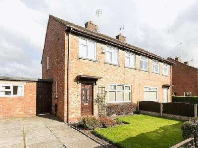 Beech Avenue, Parbold, Wn8