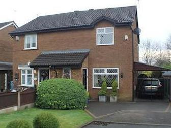 Frankby Close, Swinton, Manchester M27