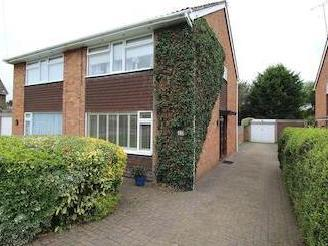 Vine Crescent, Reading Rg30 - Garden
