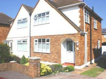 Beaufort Close, Romford Rm7 - Garden