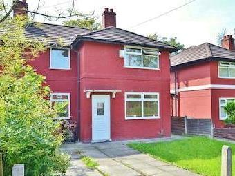 Wentworth Avenue, Salford M6 - Garden