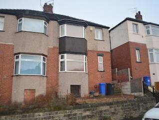 Vickers Road, Sheffield S5 - Garden