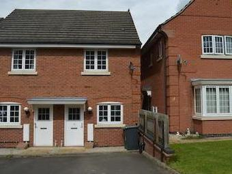 Spinners Way, Shepshed Le12 - Garden