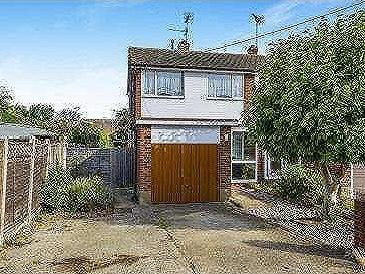 St Johns Close, Great Wakering, Southend-on-sea, Essex, Ss3