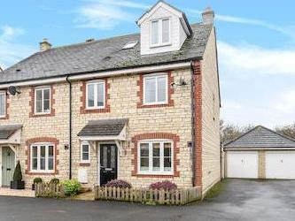 Knolles Drive, Stanford In The Vale, Faringdon Sn7