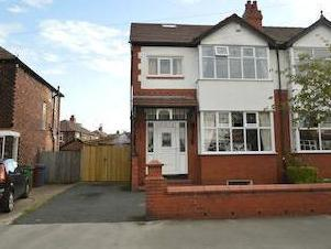 Roslyn Road, Davenport, Stockport, Cheshire Sk3